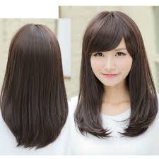 Medium Hair Style For Woman korean shoulder hair cut for women korean medium hairstyle korean 3492 by wearticles.com