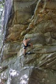 rock climb narcissus summersville and gauley river 15 year old sending narcissus