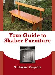 diy wood furniture projects. shaker furniture projects diy wood w