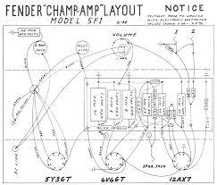 bandmaster 5e7 bandmaster 6g7 bandmaster 6g7 champ amp 5f1 layout
