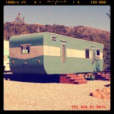 Retro Mobile Homes 9 Great Vintage Travel Trailer Campgrounds