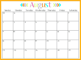 Blank Calendar Excel Free Printable Calendar Templates Template Cute Best For Monthly