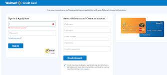 Walmart Application Walmart Credit Card Application Creditcardmenu Com