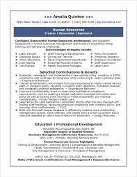 Blackwater Resume Template Beautiful 41 Best What To Include In A