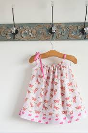 Simple Toddler Dress Pattern Simple Inspiration