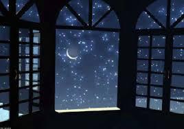 Resultado de imagem para janela estrelada