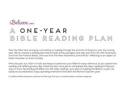 Free Bible Reading Chart Printable 2018 Bible Reading Plan Download Free Printable