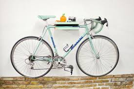 Wall bicycle mount Storage Homedit Wall Mounted Bike Racks That Look Great While Being Practical