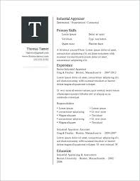 Microsoft Word Resume Template Free Download Best of Gallery Of Resume Templates Word Microsoft 24 Office Free Vytro