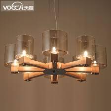 get ations wojia chandelier nordic american country wood rubber wood cozy living room chandelier bedroom lamp restaurant lights