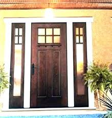 front door with glass panels either side entrance doors windows blinds for fiberglass sidelights front door side panel window