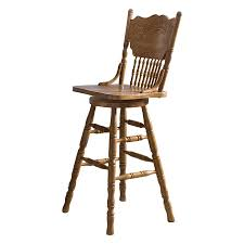 liberty furniture nostalgia country cottage medium oak bar stool