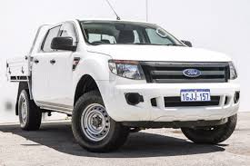 Midland City Nissan - 2012 Ford Ranger XL PX (White) for sale in ...