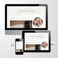 Two Column Responsive Design Pin By Kaleidoskop Graphics And Webdesign On My Responsive