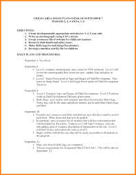 Awesome Collection Of Child Development Resume Example Of Teacher