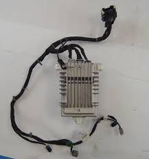 07 14 escalade tahoe yukon bose amplifier w wire harness used 07 14 escalade tahoe yukon bose amplifier w wire harness used 20811234 13927753