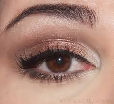 make up for ever give in to me fifty shades of grey set eye look