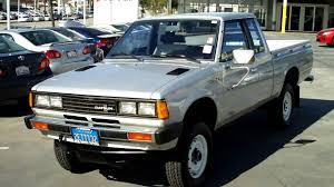 1982 Datsun Pickup, 38k Original Miles, 4x4, 4cyl, Bob Smith ...