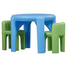 Little Tikes Storage Cabinet Little Tikes Kids 3 Piece Table Chair Set Reviews Wayfair