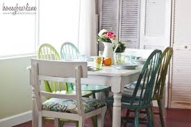 green dining room chairs. My Dining Room Is Done! What A Project It Was. It\u0027s Very Simply Decorated: Shutters, Curtains, Table, And Chairs. Clock Actually In There Too But I Green Chairs C
