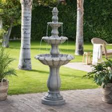 fountains for sale. Outdoor Water Fountains Sale Bright Design 19 On Hayneedle For O