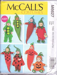 Baby Halloween Costume Patterns
