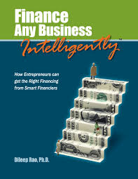 finance cover finance any business intelligently by dileep rao