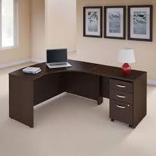 bathroomalluring costco home office furniture. Bush Series Right Hand C Manager\u0027s Desk In Mocha Cherry Finish Bathroomalluring Costco Home Office Furniture
