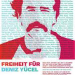 Mehr als 200 Prominente fordern Freiheit für Deniz Yücel