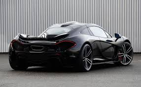mclaren p1 black and white. the 2014 mclaren p1 in carbon black color with gemballa gforgedone wheels mclaren and white