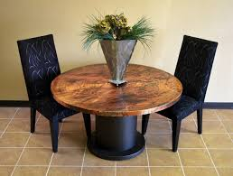 unique round dining tables 2017 also for small es e room