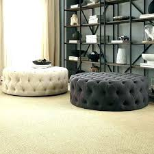 round tufted coffee table oversized tufted ottoman coffee table large round tufted ottoman large tufted ottoman