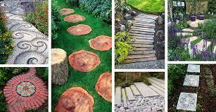 25 best garden path and walkway ideas