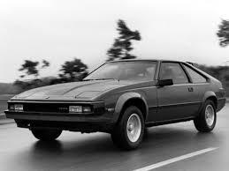 Toyota Celica Supra 2.8i UK-spec (МА61) '1984–86 | car scenario 5 ...
