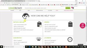 Refund Get Youtube Solved Orders To Limeroad Cancel On And How -