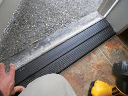 front door thresholdExterior Door Inspection Will These Doors Leak  The ASHI
