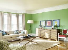 Painted Living Room Furniture Decorations Chic Colorful Living Room At Best Office Chairs Home