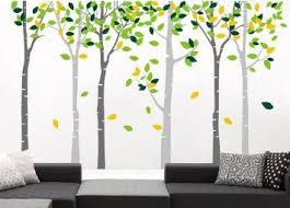 buy large birch tree decal birch trees vinyl wall decal birch tree branch art for nursery wall stickers living room decor in cheap price on m alibaba  on birch branch wall art with buy large birch tree decal birch trees vinyl wall decal birch tree