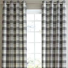 awful grey tartan curtains grey tartan curtains b and q