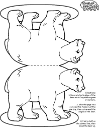 Small Picture Best 20 Polar bear crafts ideas on Pinterest Polar bears for