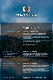 Entrepreneur Resume Samples VisualCV Resume Samples Database Awesome Entrepreneur Resume