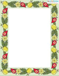 Christmas Writing Paper Template Free Christmas Writing Paper Template Free Printable Crugnalebakery Co