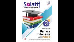 Teori belajar bahasa kedua (2008) 2. Siplah Solatif Bahasa Indonesia Kelas Ix