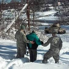 WV woman's post thanking National Guard during snowstorm goes ...