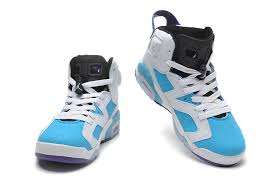 jordan shoes for girls black and blue. cheap air jordan retro 6 white blue purple on sale-1 shoes for girls black and