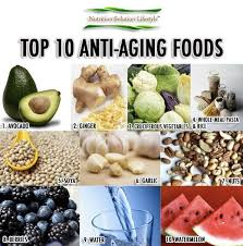 anti aging fruits and vegetables