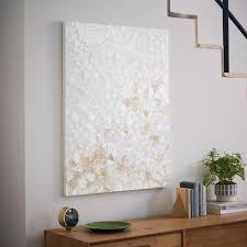 capiz wall art crystal formation  on pictures wall art uk with capiz wall art crystal formation west elm uk
