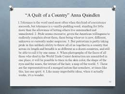 guided highlighted reading a strategy for reading complex text  a quilt of a country anna quindlen