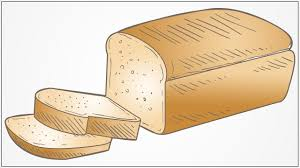 loaf of bread drawing. Contemporary Drawing How To Draw A Bread Step By For Loaf Of Bread Drawing F