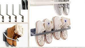 shoe hooks for walls alternative to